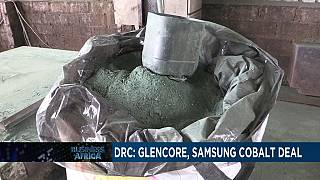DRC: Glencore, Samsung cobalt supply deal
