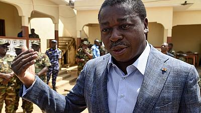'I am not a dictator': Togo's president says ahead of polls