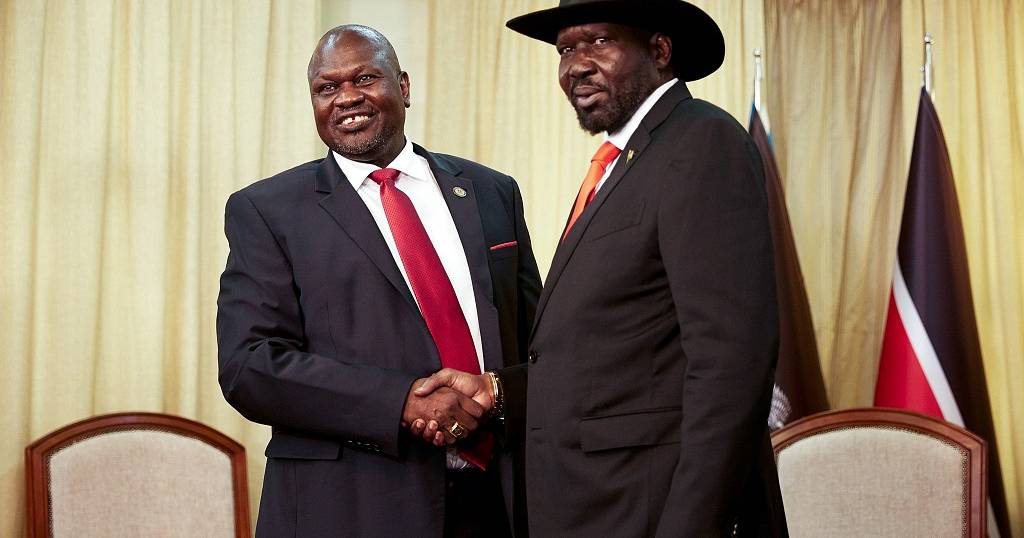 South Sudan's Kiir, Machar agree to form unity government | Africanews