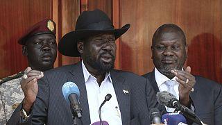 Soudan du Sud : Kiir et Machar d'accord pour former un gouvernement samedi