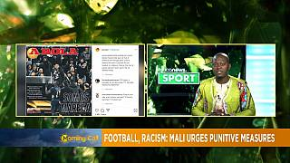 Football, racism: Mali urges punitive measure [Sports]