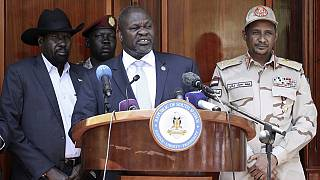 Riek Machar is appointed South Sudan's vice-president for third time