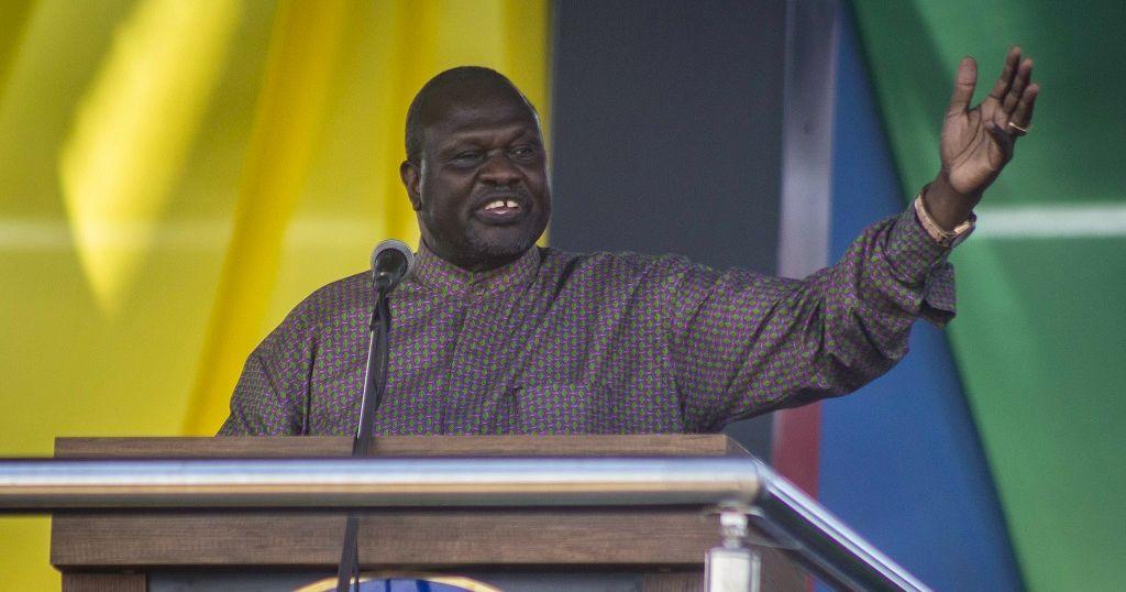 Soudan du Sud : le chef rebelle Riek Machar investi vice-président | Africanews