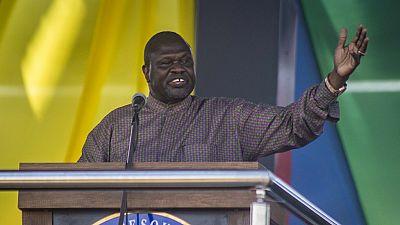Soudan du Sud : le rebelle Riek Machar redevient vice-président, espoirs de paix relancés