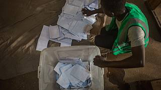 Togolese opposition denounces vote irregularities