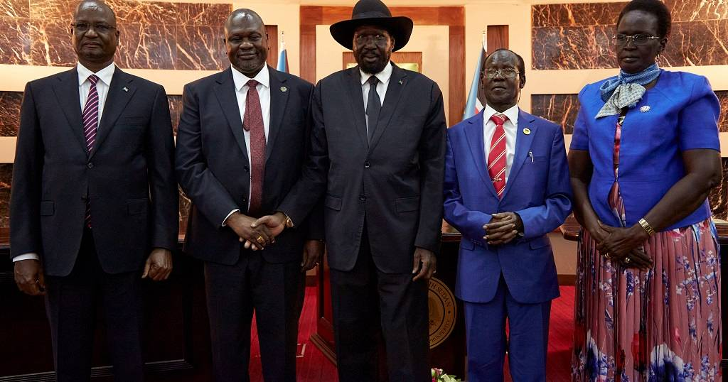 South Sudan forms coalition gov't | Africanews