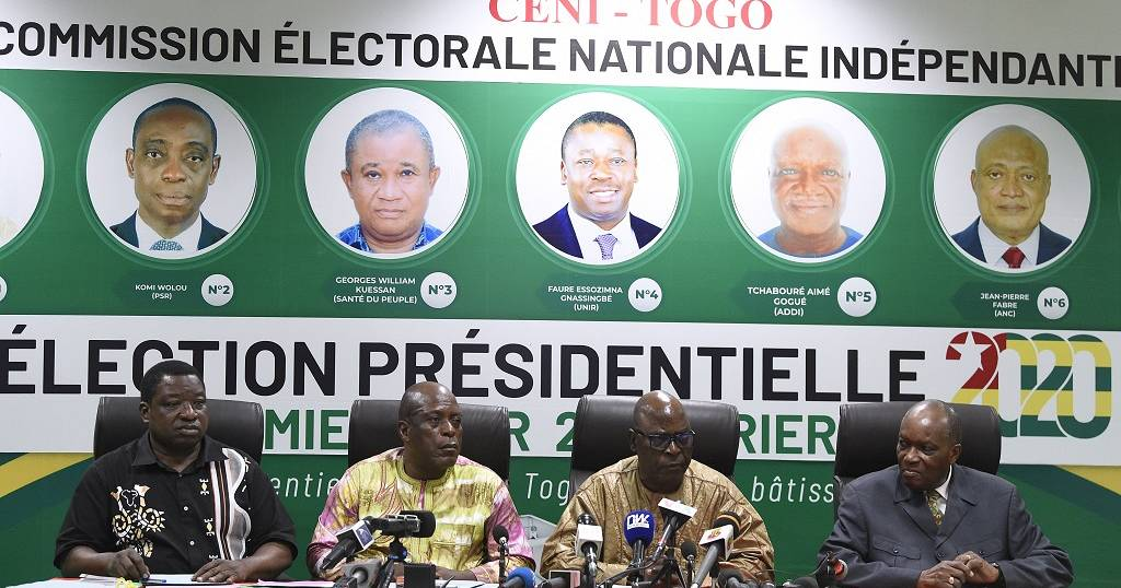 Gnassingbé re-elected with 72% of votes- EC | Africanews