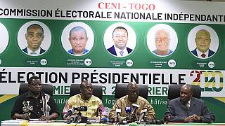 Gnassingbé re-elected with 72% of votes- EC