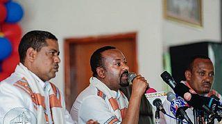 """Ethiopie : 29 blessés dans """"un attentat à la bombe"""" pendant un meeting pro-Abiy (police)"""