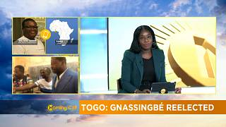 Togo's Gnassingbe wins 4th term [The Morning Call]