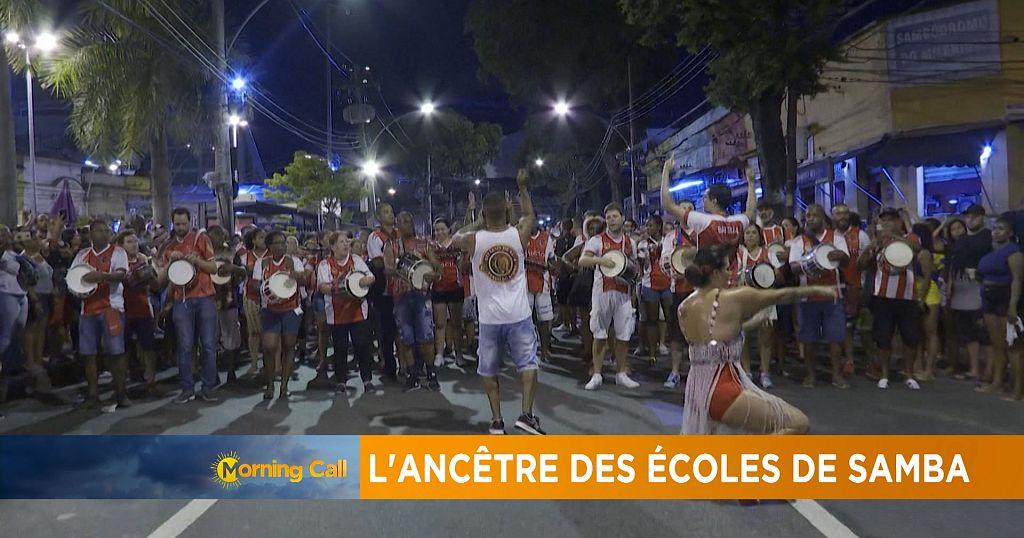 L'ancêtre des écoles de Samba [Grand Angle]   Africanews