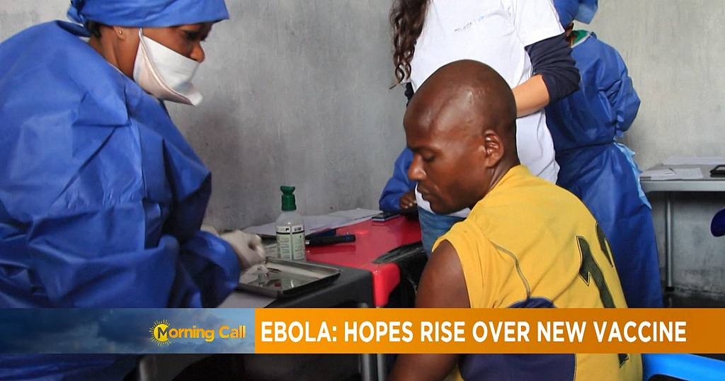 Ebola: hopes rise over vaccine license [The Morning Call] | Africanews