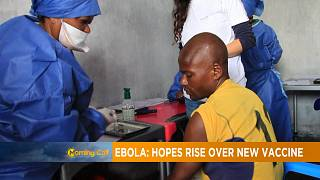 Ebola: hopes rise over vaccine license [The Morning Call]