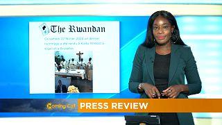 Dernier hommage à Kizito Mihigo à Kigali et Bruxelles [Revue de Presse]