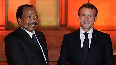 """Cameroun : la présidence rejette des """"propos surprenants"""" d'Emmanuel Macron"""