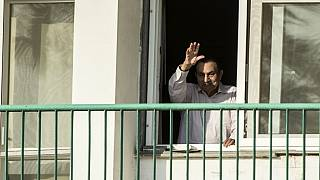 Hosni Mubarak, Egyptian president ousted during Arab Spring, dies at 91