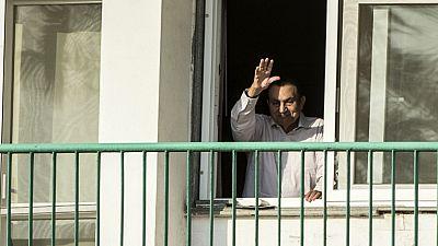 Egypt's ex-president Hosni Mubarak dies at 91 (family)