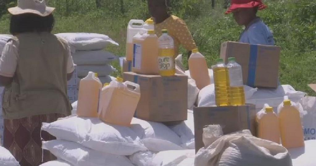 Zimbabwean villages live on food aid | Africanews