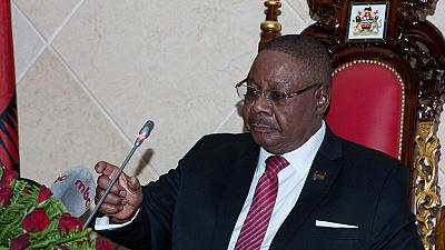 Malawi ruling party forms coalition ahead of May presidential poll re-run