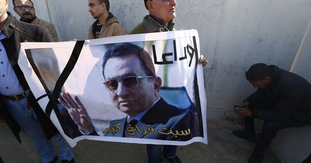 Indifférence au Caire après la mort de Moubarak | Africanews