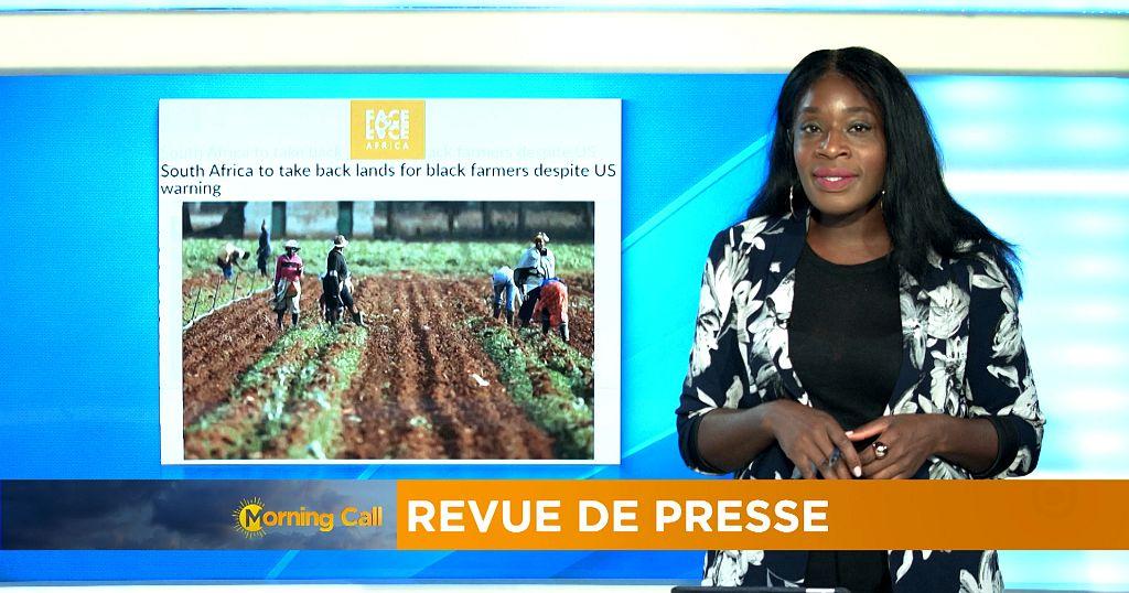 L'Afrique du Sud veut redistribuer les terres aux agriculteurs noirs [Revue de Presse] | Africanews