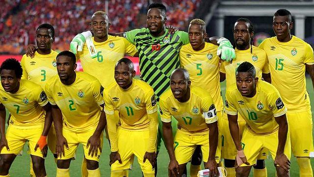 Foot : la CAF interdit le Zimbabwe de matches internationaux à domicile