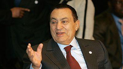 Egypte : Moubarak enterré après une cérémonie militaire