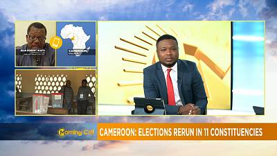 Cameroon to hold legislative rerun in troubled anglophone regions [The Morning Call]