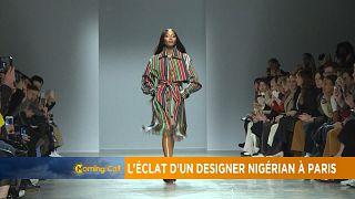 Un designer nigérian fait sensation à paris [Grand Angle]