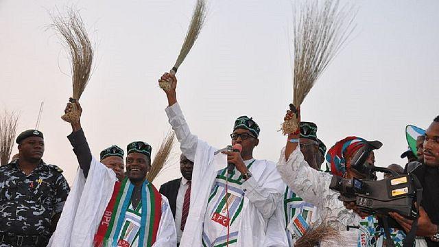 Nigeria : des heurts au siège du parti au pouvoir