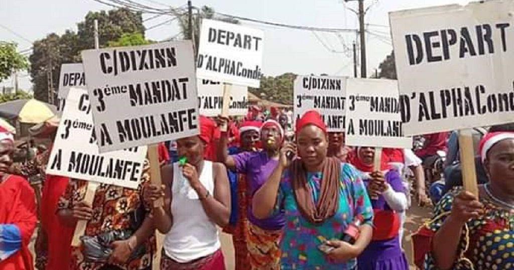 Guinée : heurts, urnes détruites et armée en alerte à trois jours d'un référendum à risques | Africanews