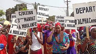 Guinée : heurts, urnes détruites et armée en alerte à trois jours d'un référendum à risques