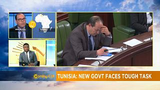 Tunisia: tough task ahead for new govt [The Morning Call]