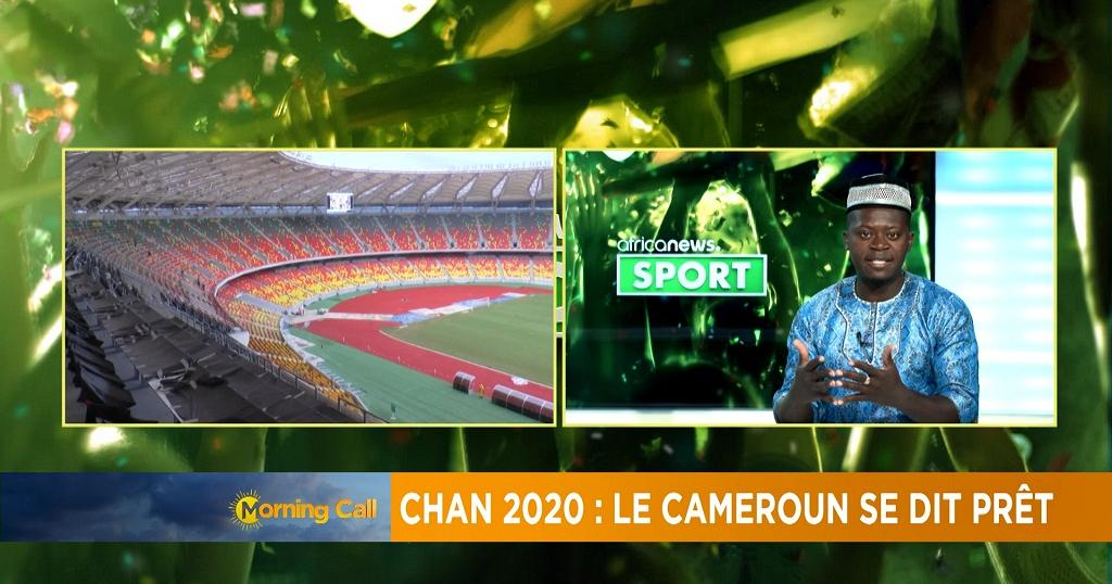CHAN 2020 : le Cameroun se dit prêt | Africanews