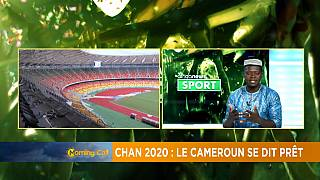 CHAN 2020: Cameroon says all is set