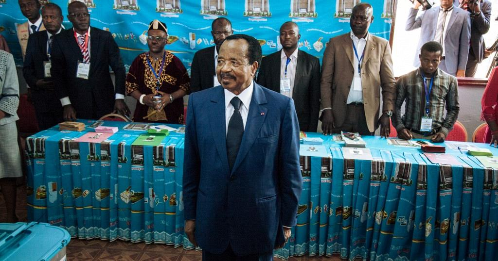 Législatives au Cameroun : le parti de Biya conserve la majorité absolue | Africanews