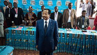 Législatives au Cameroun : le parti de Biya conserve la majorité absolue