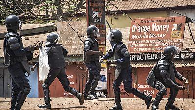 Tensions en Guinée : l'Union africaine rappelle ses observateurs