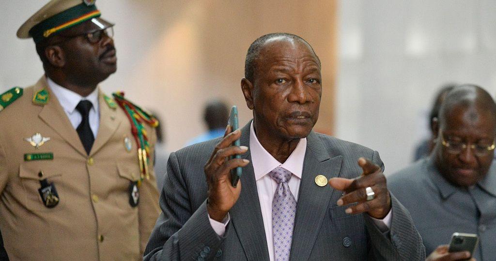 Guinée : le référendum et les législatives reportés (officiel) | Africanews
