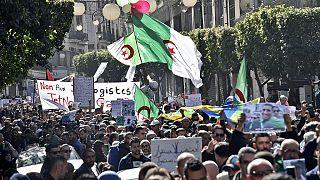 Algeria's 'Hirak' protesters still defiant