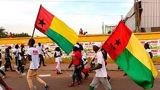 La Guinée-Bissau se retrouve avec deux présidents rivaux