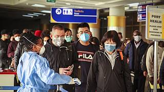 Coronavirus: Kenya president forms task force after China flight ban