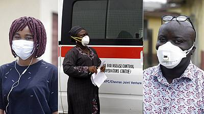 Coronavirus: Lagos battles masks, sanitizer shortage amid price hike