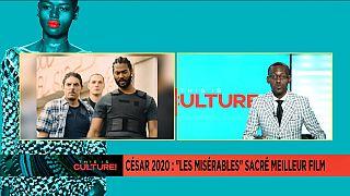 """César 2020 : """"les misérables"""" sacré meilleur film"""