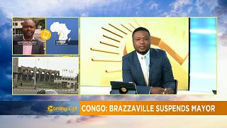 Congo suspends mayor over alleged embezzlement [The Morning Call]