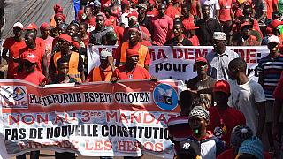 Can Guineans successfully resist Conde's constitutional reforms?