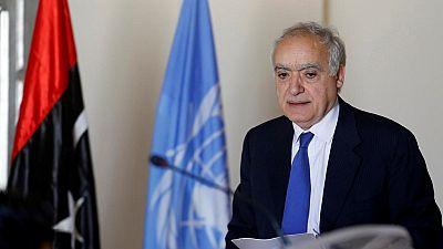 U.N. envoy in Libya Ghassan Salame resigns