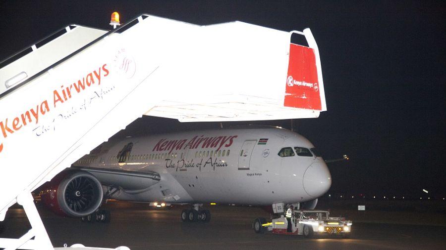 Coronavirus: KQ counting losses, Kenya bans flights from Milan, Verona |  Africanews