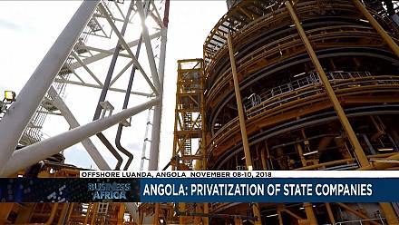 Angola: privatization of state companies [Business Africa]