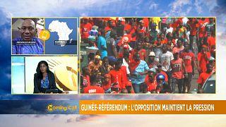 Guinée : le FNDC maintient la pression malgré le report des élections [The Morning Call]